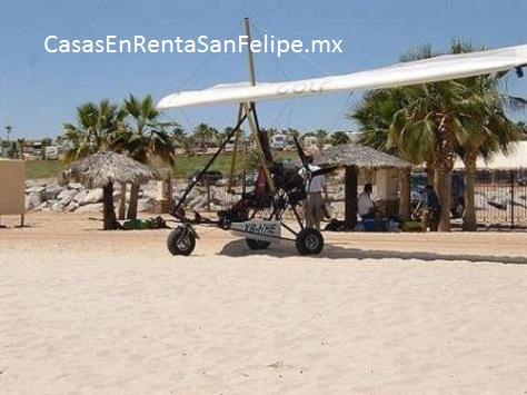 Disfruta de Vistas Aéreas de San Felipe desde un avión ultra ligero