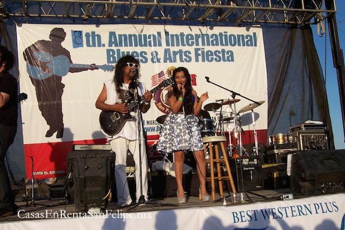 San Felipe Blues Y Artes Fiesta
