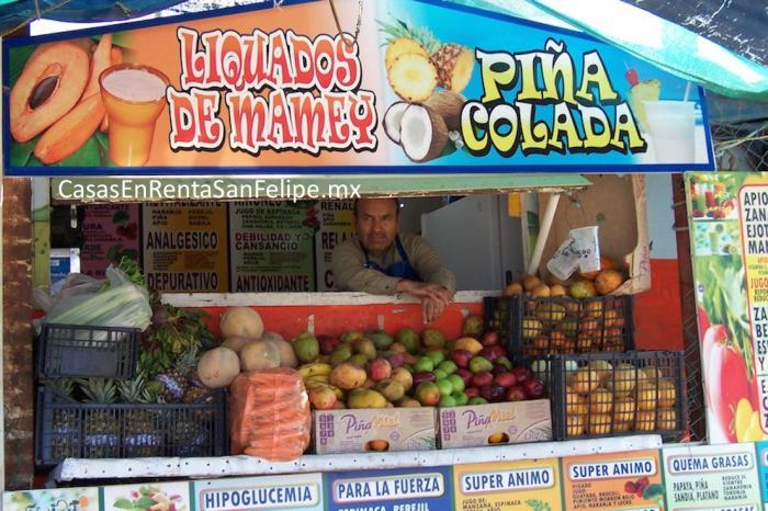 Jugos Manuel San Felipe - Batidos Y Jugo Fresco