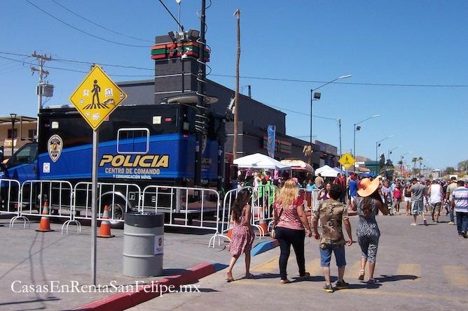 San Felipe Policia - Los Guardianes Seguras