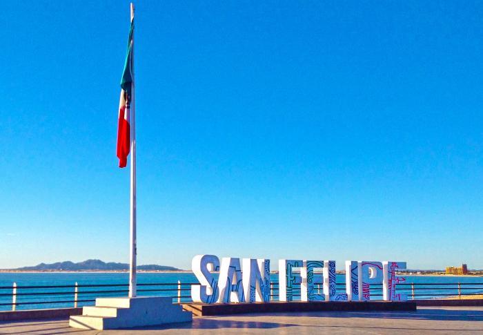 El centro San Felipe