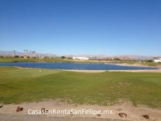"""Campo de Golf """"Las Caras de México"""", San Felipe"""