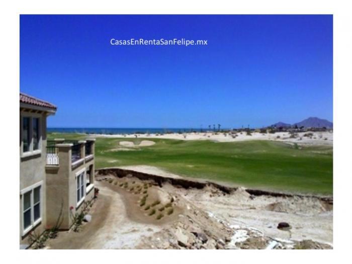 Rancho Eldorado Alquiler Paraíso Casa de 3-dormitorios Con Vista al Mar