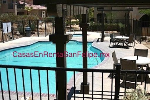Hermosa renta de 3 habitaciones en El Dorado, San Felipe