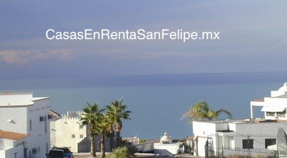 Rentas de San Felipe: Casa playera La Hacienda de dos habitaciones