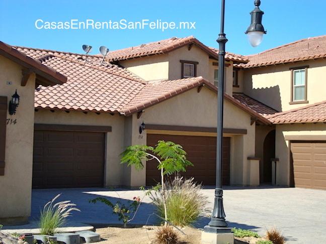 Condominio para renta de san felipe casa para renta de dos niveles en la playa de san felipe - Casas para alquilar en la playa ...