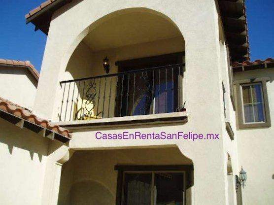 Casa de vacaciones de San Felipe con decoración nueva y servicios de Lujo.