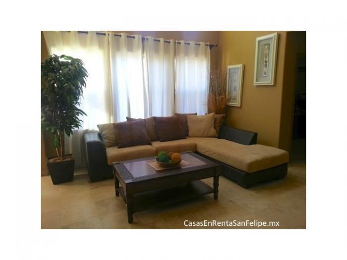 Rancho El-Dorado San Felipe Vivienda en Alquiler 2-Dormitorios