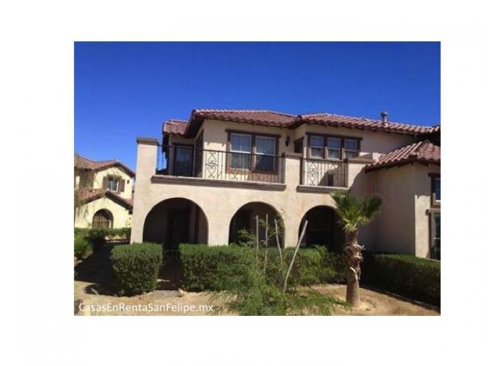 2-dormitorios Alquiler en Rancho El Dorado San Felipe