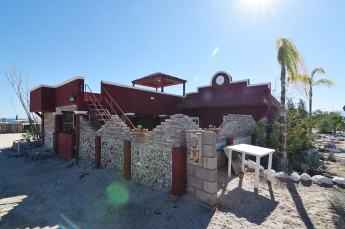 hermosa propiedad en Petes Camp Family Beach Get away