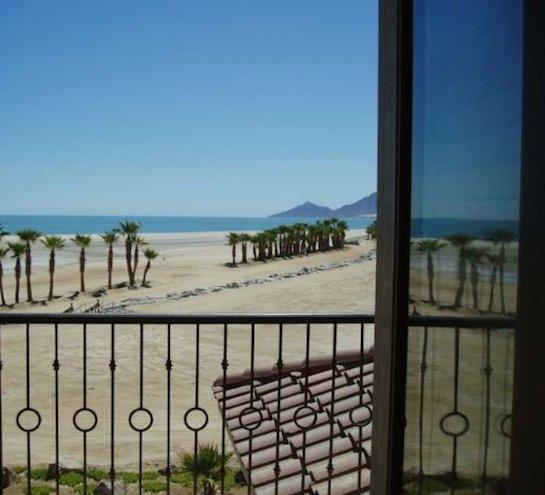 Santuario de vacaciones en el Mar de Cortez en San Felipe, BC, México