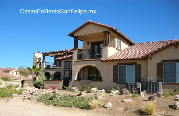 Condominio para renta de san felipe casa para renta de for Casa tipo ranch