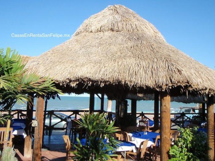 Reseñas de los Restaurantes de San Felipe: Restaurante Baja Mar