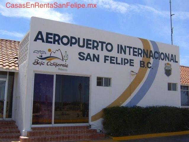 Aeropuerto internacional de San Felipe