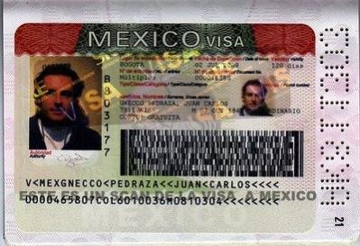 Requisitos de la Visa de Turista Mexicana para visitar San Felipe Baja California